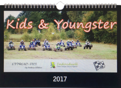 Kalender 2017  KIDS und YOUNGSTER